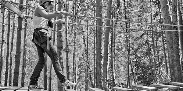 Therapeutic Ropes Course