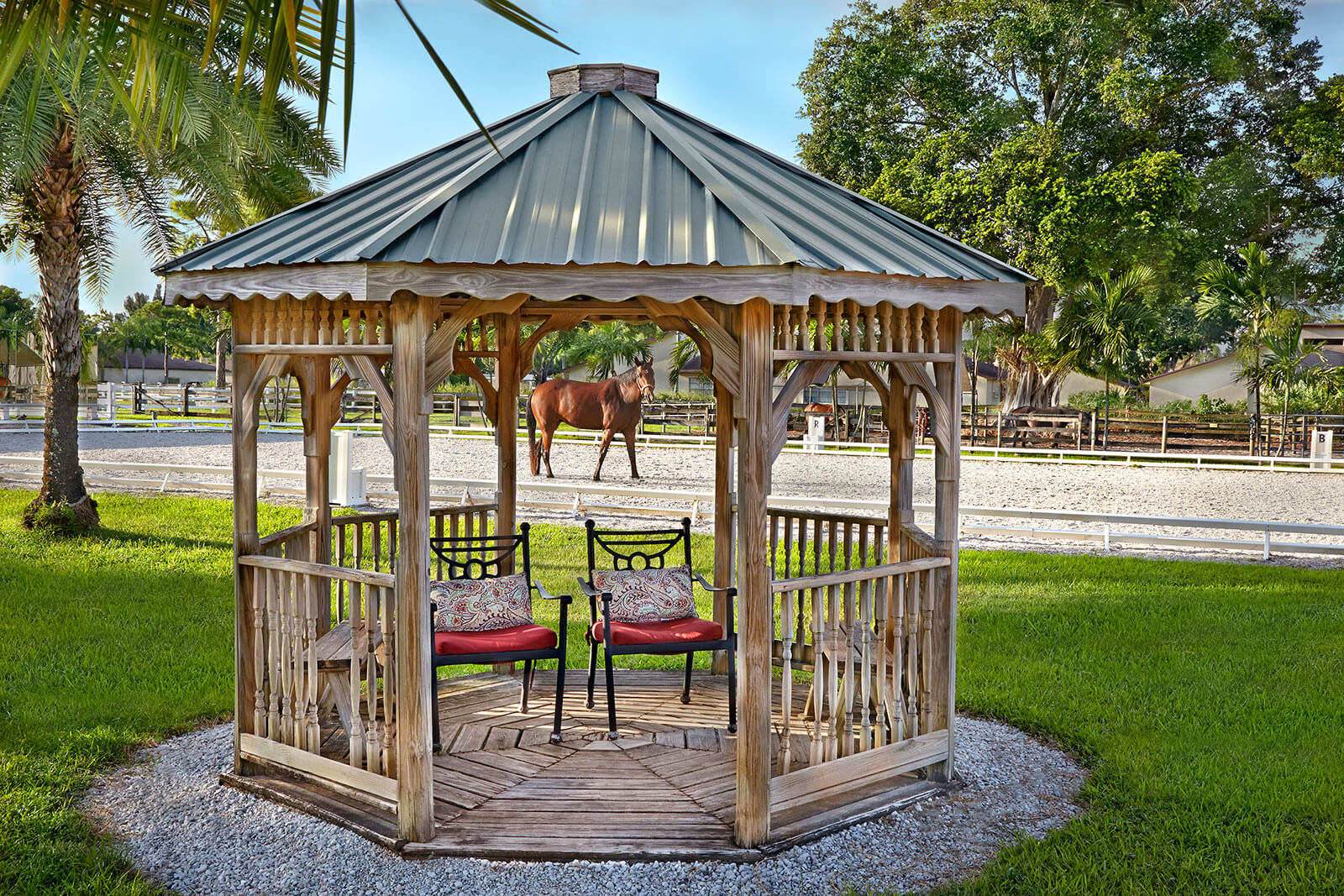 RECO Ranch Horse Stables in Delray Beach, FL